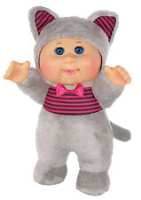 """Cabbage Patch Kids Cuties Doll: 9"""" Harvest Helpers Collection - Allie Cat"""