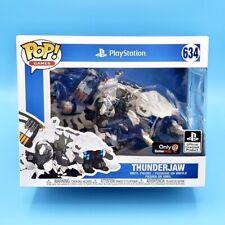 "Funko POP! Horizon Zero Dawn: Super-Sized Thunderjaw 8"" Vinyl Figure Statue #634"