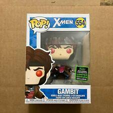 Funko POP X-Men 554 Convention Exclusive Gambit