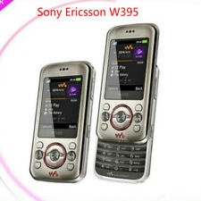 ⭐unlocked Sony Ericsson W395 phone mobile 2MP Camera Bluetooth FM Walkman player