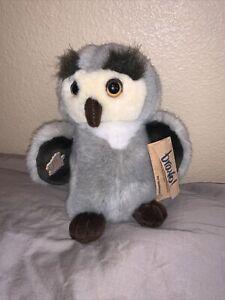Oliver Owl By Bravo Applause Vintage Plush Stuffed Animal 13801