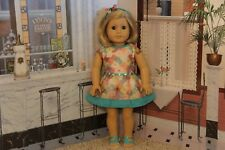 """American Girl """"Bright Blooms Dress"""" - COMPLETE - NEW"""