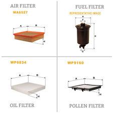 WIX DE AIRE Y DE POLEN ACEITE Y COMBUSTIBLE Kit Servicio De Filtro WA6527,WP9160