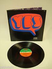 Yes-same/First | Atlantic 1975 | vg/vg | cleaned vinyl LP