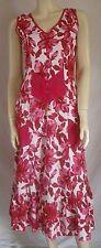 Per Una Calf Length Cotton Floral Dresses for Women