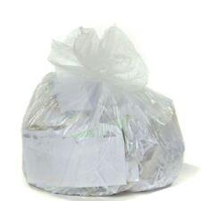 PlasticPlace 4 Gallon High Density Bags - MPN: W4HDC
