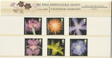 "GB 2004 ""Royal Horticultural Society"" Presentation Pack SG 2456-2461"