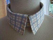 COL N10 ANCIEN faux col de chemise coton homme OLD DETACHABLE COLLAR Cuello