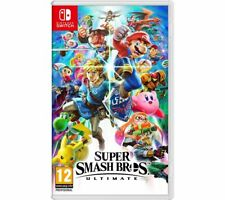 NINTENDO SWITCH Super Smash Bros. Ultimate - Currys