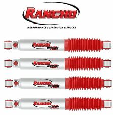 Rancho 2 Front 2 Rear Shock Absorbers for 99-04 F250 Super Duty With 0″ Lift 4WD