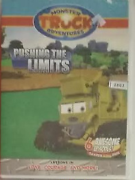 Monster Truck Adventures Pushing The Limits- DVD R0