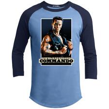 Arnold Schwarzenegger, Commando, Retro, 80's, Movie, Action, Terminator, Predato