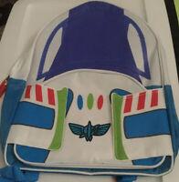 "Buzz Lightyear Space Ranger Backpack Disney Pixar Toy Story Kids 12"" Jet Pack"