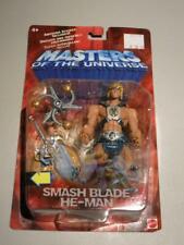 "Mattel Masters of the Universe Smash Blade He-Man 6"" Action Figure NIB 57599"