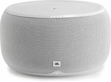 JBL LINK 300 Wireless Bluetooth Speaker Google Assistant - WHITE