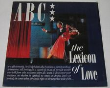 Philippines A B C The Lexicon of Love LP Record