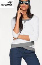 Kangaroos ropa de mujer camisa talla 36/38 alta calidad original moda
