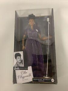 Barbie Signature Collector Inspiring Women Series Ella Fitzgerald Doll