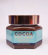 1 Bath Body Works Pumpkin Cupcake Cocoa Body Scrub Wash Exfoliate