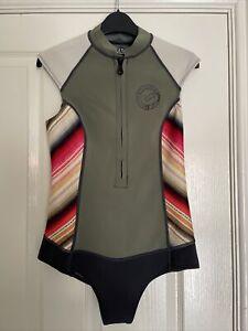 Billabong Ladies Surf Capsule SleevelessSpring / Summer Suit 1mm Size 12