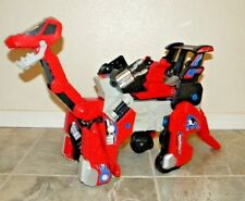 V-Tech Switch N Go Dino Transformer Dino Brok