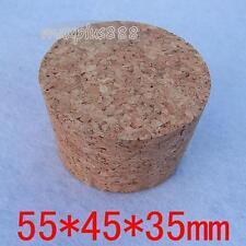 5pcs  new 55*45*35mm Large diameter cork