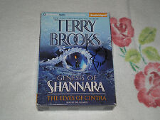 GENESIS OF SHANNARA, THE ELVES OF CINTRA by TERRY BROOKS    -AUDIO-  -FM-