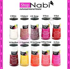 20pcs Texture Nail Polish Volcano Ash/Sugar Coat