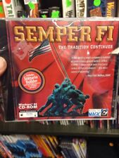 Semper Fi The Tradition Continues for Window 95 - NEW CD in jewel case