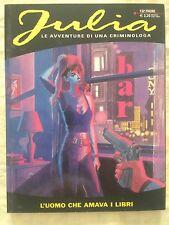 JULIA le avventure di una criminologa n.119 - FUMETTO Sergio Bonelli