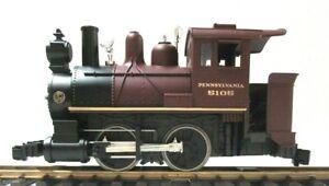LIONEL 5105 PENNSYLVANIA 0-4-0 STEAM ENGINE