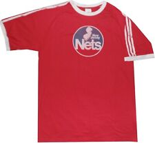 New Jersey Nets Throwback Vintage Adidas Slim Fit Shirt New tags Clearance $30