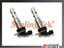 Fit BMW 3.0L N52 N54 Engine (Pair) Variable Cam Timing (VANOS) Solenoid Actuator