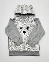 Eghunooy Baby Boys' 100% Cotton Hooded Top Size 18 Months Pre-owned