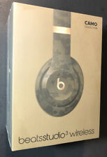 Beats by Dr Dre Studio 3 Wireless Headphone [ Camo Collection Forest Green ] NEW