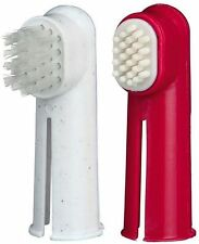Finger Toothbrush Set for Dogs & Cats Toothbrush & Massage Brush