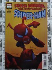 Spider-Ham (2019) Marvel - #1, Into The Spider-Verse, Zeb Wells/Will Robson, NM