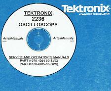 Tektronix 2236 Service And Operations Manual