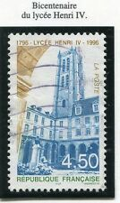 TIMBRE FRANCE OBLITERE N° 3032 LYCEE HENRI IV / Photo non contractuelle