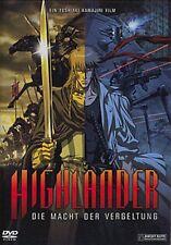 Highlander - Die Macht der Vergeltung ( ANIME auf Deutsch ) von Yoshiaki Kawajir