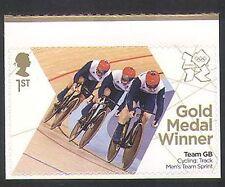 GB 2012 Olimpiadas/Deporte/ganadores de medalla de oro/Hindes/Hoy/Kenny/Ciclismo 1v S/A n35458