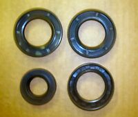 BSA BANTAM D7 OIL SEAL KIT RUBBER COVERED OF SUPERIOR  QUALITY FIX IT NOW! B802