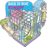 Royksopp - Back to Mine - groundbreaking mixed CD comp - Brand New from DMC