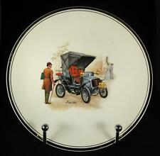 Liverpool Road Pottery Classic Car 'Fiat 1901' Display Plate
