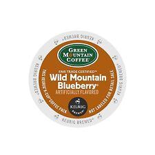 Green Mountain Coffee Wild Mountain Blueberry Coffee Keurig K-Cups 24-Count