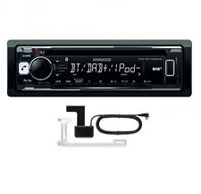 KENWOOD kdc-bt700dab CD mp3 USB Bluetooth Auto Stereo iPod iPhone & DAB + Antenna