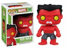 Marvel Pop! Red Hulk Vinyl Figure Funko