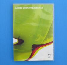 Dreamweaver CS3 (Full Windows Version) Web Design Software 2 DVDs