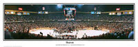 New Jersey Devils 1995 Stanley Cup Heaven Unframed Panoramic Poster 4006
