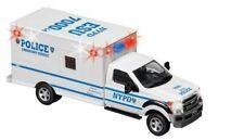 Daron NYPD Emergency Service Unit 1/48 Diecast Model Replica Ambulance